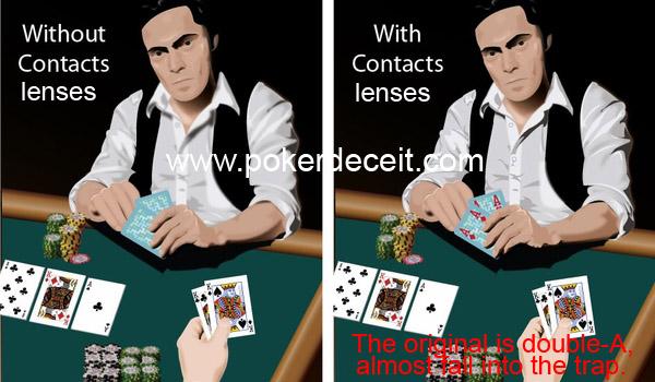 играют краплеными картами